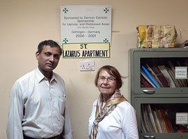 Bombay Leprosy Project
